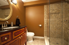 Bathroom Remodeling - Tiled Shower