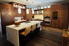 Kitchen Remodeling - Special Wood Design